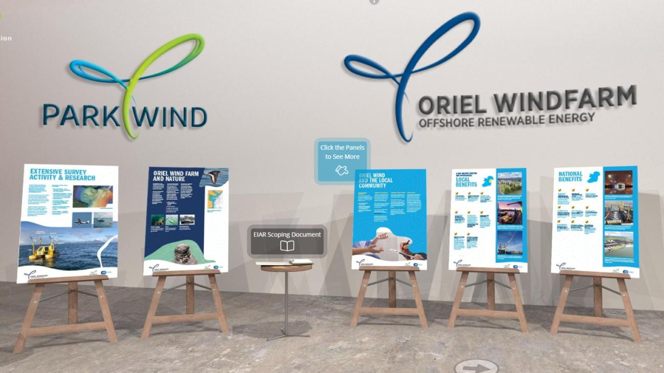Oriel consultation site